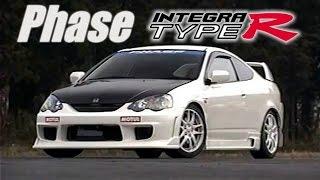 getlinkyoutube.com-[ENG CC] Phase Integra Type R DC5 - Tsuchiya's impression 2002
