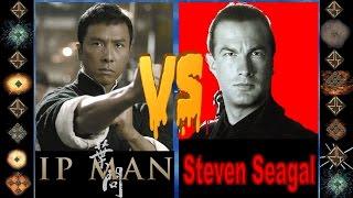 Ip Man (Original) vs Steven Seagal (Hard to Kill) - Ultimate Mugen Fight 2015