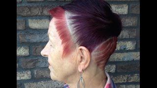 getlinkyoutube.com-Marianna (Impression Of A Haircut)