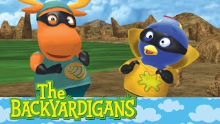 The Backyardigans: Race to the Tower of Power - Ep.12