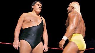 getlinkyoutube.com-Hulk Hogan vs. Andre the Giant - WWE Championship Match: WrestleMania III