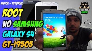 getlinkyoutube.com-Como Fazer ROOT no Samsung Galaxy s4 (GT I9505) - 2016 (SEM CORTES)
