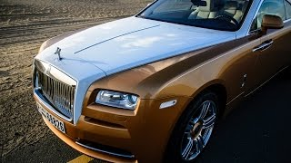 getlinkyoutube.com-Rolls-Royce Wraith Test Drive