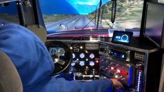 getlinkyoutube.com-otro  viaje  en el kenworth t800  euro truck simulator 2  mapa colombia