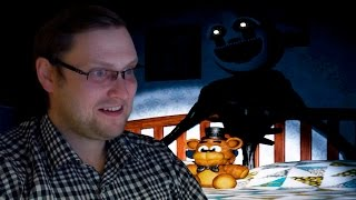 getlinkyoutube.com-Five Nights at Freddy's 4 ► ХЭЛОВИНСКАЯ МАРИОНЕТКА