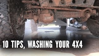 getlinkyoutube.com-Washing your 4x4 vehicle 10 Tips