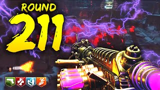 """getlinkyoutube.com-""""The Giant"""" ROUND 211 - INSTANT KILL Best Strategy! Black Ops 3 Zombies WORLD RECORD Gameplay!"""