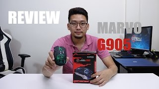 getlinkyoutube.com-รีวิว: MARVO G905