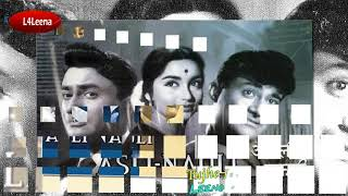 ☀️ Tujhe Jeevan Ki Dor Se ☀️....Sung By Leena & Nisar Paruz. width=