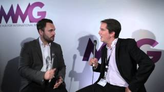 DMEXCO 2015: The Econimist chief data officer Stephane Pere
