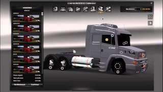 getlinkyoutube.com-Euro Truck Simulator 2 - Mb 1938 + Acessorios
