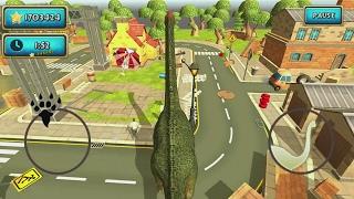 getlinkyoutube.com-Dinosaur Simulator: Dino World Android Gameplay #12