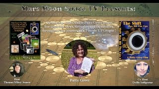 "getlinkyoutube.com-Patty Greer ""From The Beginning Til Now"".  Disclosure Interview"