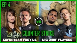 EP 4 | COUNTERSTRIKE | Syndicate and OMGitsfirefoxx vs Lui Calibre and Jericho | Legends of Gaming