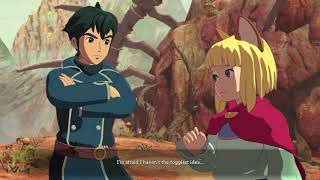 Ni no Kuni II: Revenant Kingdom - 10 Mins of King Evan Gameplay