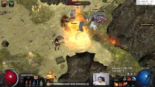 getlinkyoutube.com-Scion soulthirst sig #1 record RACE!! Path of exile POE racing guide