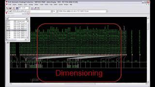 getlinkyoutube.com-AVEVA PDMS DRAFT / FADP - GA Drawings