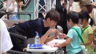 getlinkyoutube.com-150727 Kim Kyu Jong Osaka event