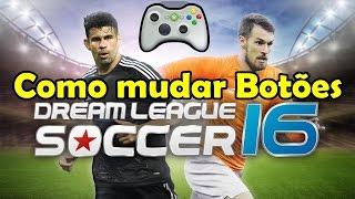 getlinkyoutube.com-Como mudar botões do Dream League Soccer 2016 ! #BEM EXPLICADO .