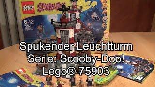 getlinkyoutube.com-Test LEGO Spukender Leuchtturm (Scooby-Doo! Set 75903 Haunted Lighthouse Review)