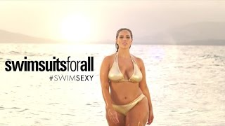 getlinkyoutube.com-#SwimSexy: Featuring Ashley Graham, Nicola Griffin & Philomena Kwao