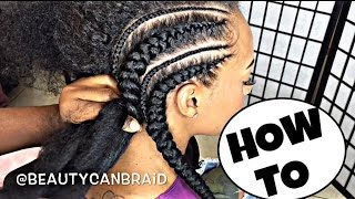 getlinkyoutube.com-#154. SUMMER 16, SLIM THICK BRAIDS