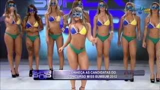 getlinkyoutube.com-Candidatas MISS BUMBUM 2012 Parte 3. Perfect Brazilian Butt.