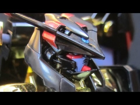 1/100 Gold Frame Amatsu (Part 5: Verdict) Gundam Seed Astray gunpla model review