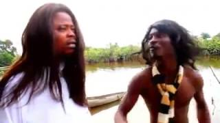 getlinkyoutube.com-Liberian Comedy Jesus walk on the water