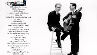 getlinkyoutube.com-Simon and Art Garfunkel Greatest Hits All Time In One || The Best Songs Of Simon and Art Garfunkel