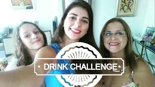 getlinkyoutube.com-DRINK CHALLENGE OU  SMOOTHIE CHALLENGE