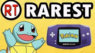 getlinkyoutube.com-The Rarest Pokémon Game Boy Systems Ever Released