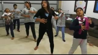Chalmaar dance steps