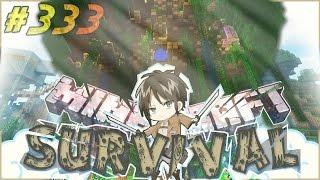 Minecraft ITA - Survival #333: SPECIALE DI PRIMAVERA Cambio i Colori dell'Albero!!!