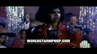 Drake as Michael Jackson on Degrassi
