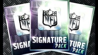 getlinkyoutube.com-Another Signature Pack!!!- Madden Mobile 16
