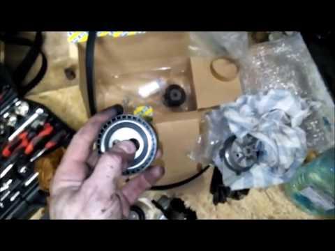 Замена ремня грм ситроен джампер 2.0 hdi