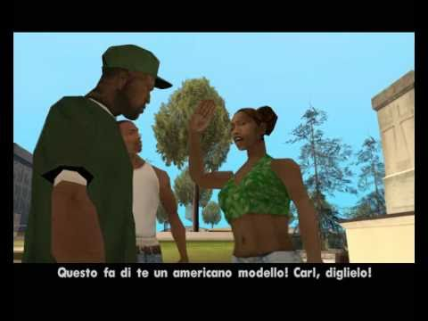 GTA san andreas - Missione # 2 - Sweet & Kendl ( PC )