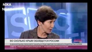 getlinkyoutube.com-СУДЬБА КРЫМА! Последствия присоединения Крыма Наталья Зубаревич