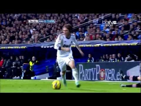 Luka Modric - Feel This Moment HD
