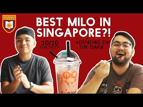 SEARCH FOR THE BEST POLY FOOD: NGEE ANN POLYTECHNIC | TSL Vlogs | EP 38
