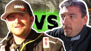 getlinkyoutube.com-Daddy Dave PROCHARGED Goliath 2.0 vs Kye Kelley SHOCKER - Street Outlaws GRUDGE RACE!