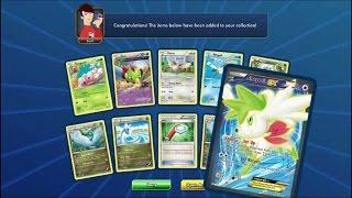 getlinkyoutube.com-Roaring Skies Opening 80 Booster Packs Part 3 (Pokemon Trading Card Game Online)