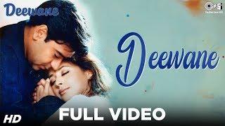 getlinkyoutube.com-Deewane Pyar Ke Hai Hum Deewane - Title Track - Ajay Devgan & Urmila - Full Song