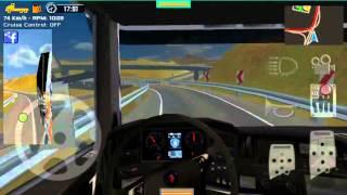 getlinkyoutube.com-Grand Truck Simulator Passando no Pedágio sem Paga