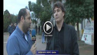INTERVISTE  DOPO GARA  PROFAVARA -  MARSALA 1912   1- 0