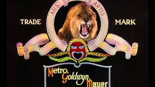 MGM Tanner the Lion