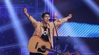 "getlinkyoutube.com-Yo Soy: Jorge González se ganó los aplausos con ""Tren al Sur"""