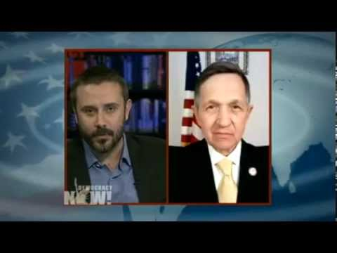 Jeremy Scahill and Dennis Kucinich: In Obama's 2nd Term, Will Dems Challenge U.S. Drones?