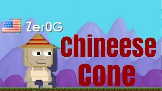 getlinkyoutube.com-Growtopia Idea! - Chineese Hat